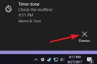 Cara Menggunakan Fitur Timer, Alarm dan Stopwatch Windows 10-2