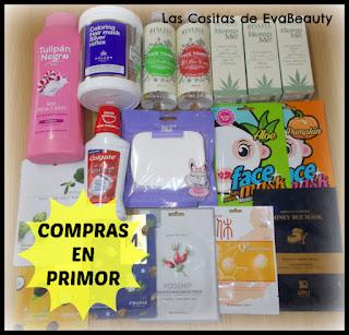 Compras belleza low cost en Primor