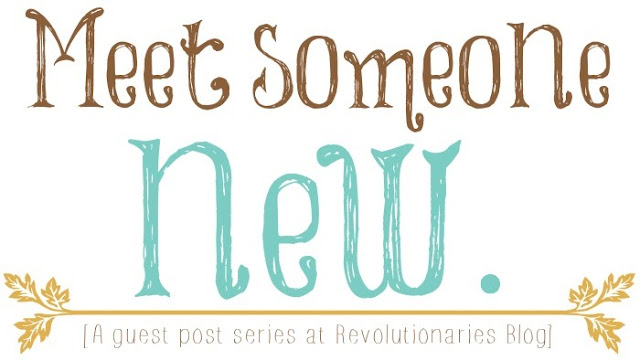 Revolutionaries: Meet Someone New: Cathey from Cathey with ...