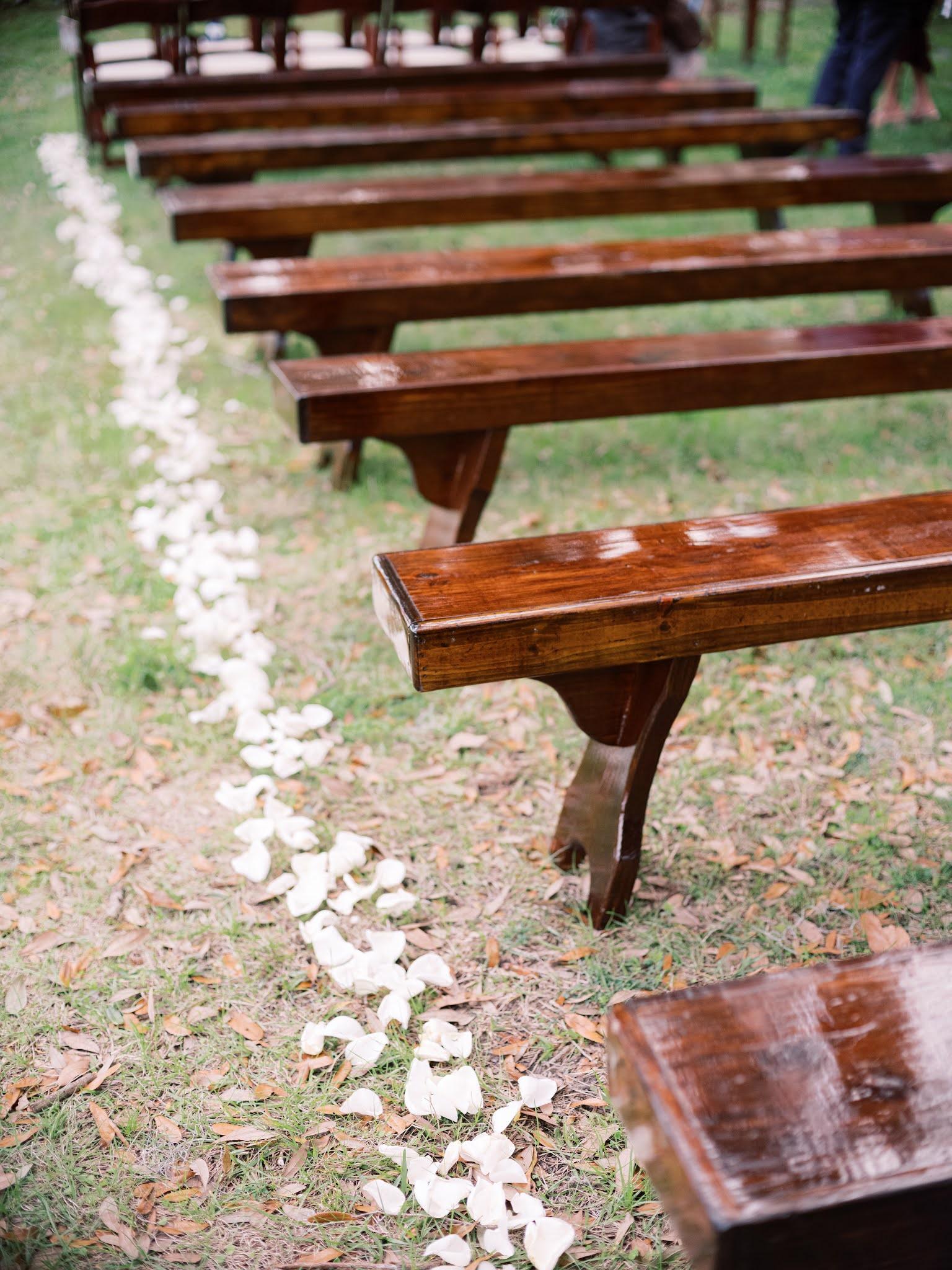 Charleston Wedding Floral Vendor - Chasing Cinderella