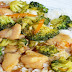 Orange Soy Chicken Broccoli Recipe