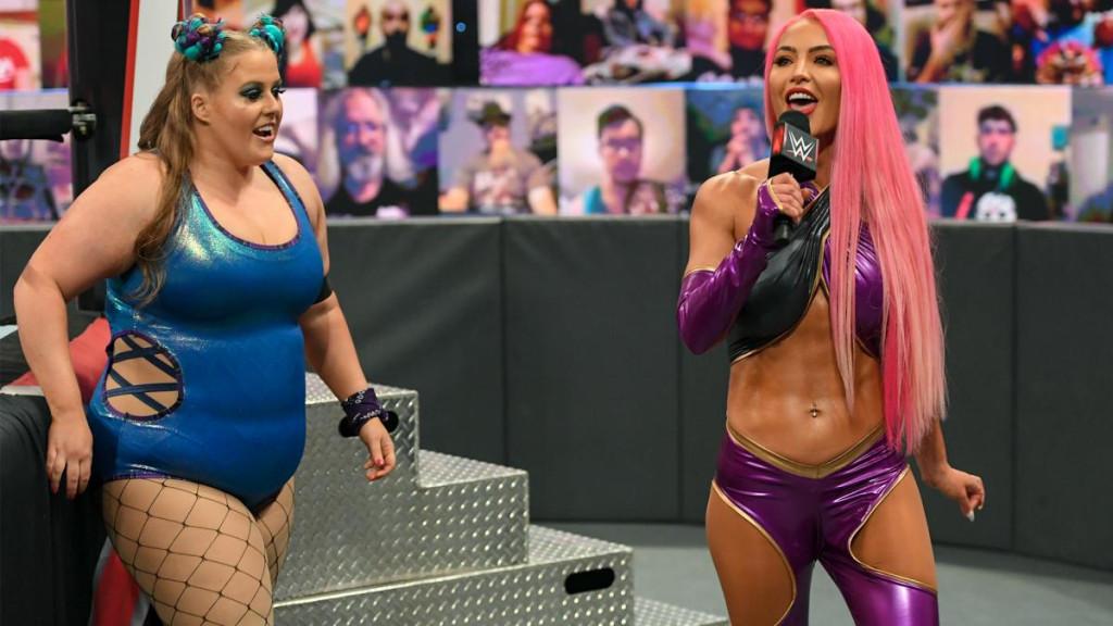Planos da WWE para Piper Niven e Eva Marie