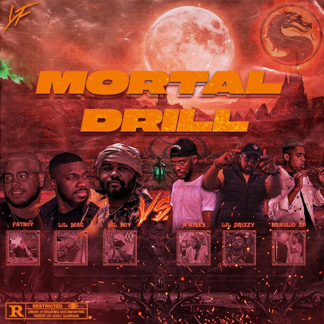 Young Family - Mortal Drill com Lil Mac e Lil Boy (feat. FatBoy6.3, Bráulio ZP, A'aires e Lil Drizzy)