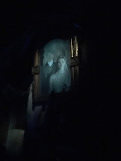 Constance Hatchaway Attic Portrait Haunted Mansion Disneyland