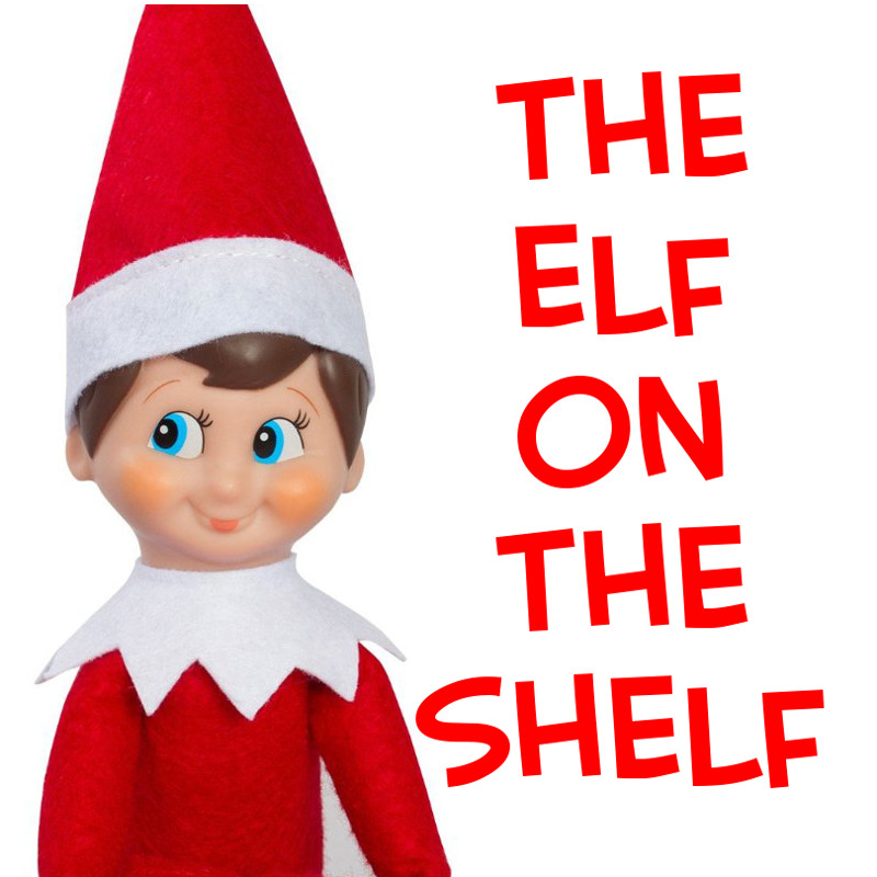 Misfit Robot Daydream: The Elf On The Shelf