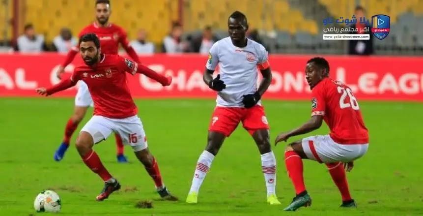 موعد مباراة الاهلي وسيبما التنزاني ذهاب دوري ابطال افريقيا