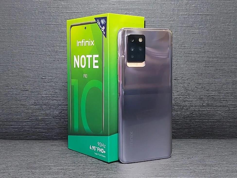 Infinix Note 10 Pro Philippines