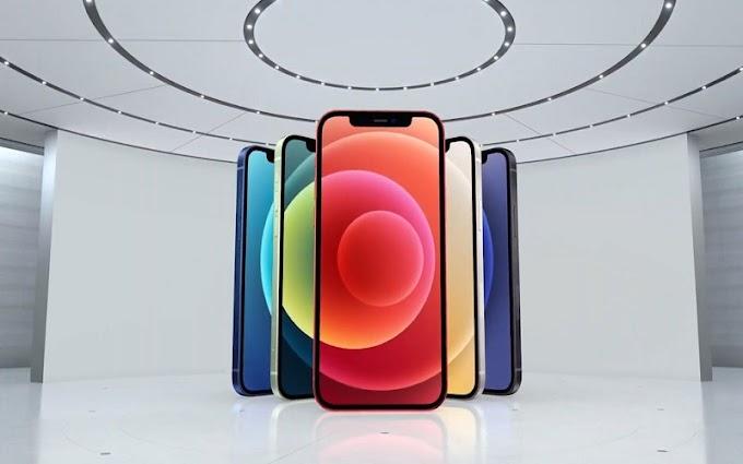 iPhone 12 và iPhone 12 Mini - Mỏng Nhẹ, Nhiều Màu Sắc