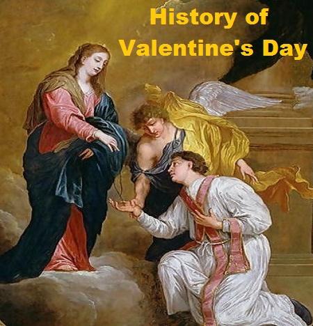 History of Valentine's Day - The Dark Origins Of Valentine's Day