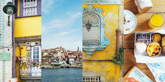 Travel: Colorful Porto Part 1