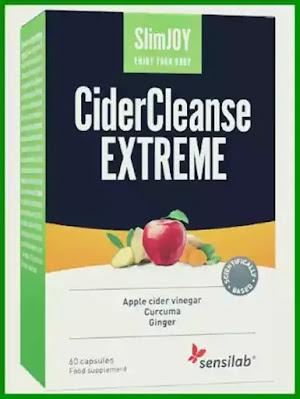 CiderCleanse EXTREME pareri forum capsul de slabit cu otet de mere