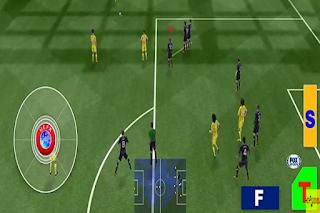 DLS 2019 v5.064 Mod UEFA League