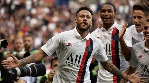 Vidéo - Ligue 1: Pour son premier match de la saison, Neymar s'offre un but magnifique