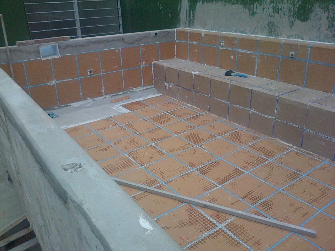 Construcci n de piscinas en terrazas y azoteas nueva for Construccion de piscinas en altura