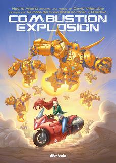 """Reseña de """"Combustion Explosion"""""""