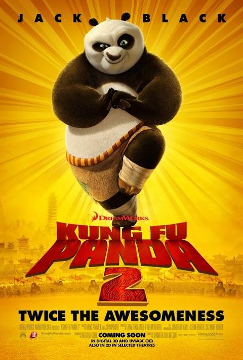 Kung Fu Panda  2 Dubluar ne shqip