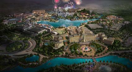 Universal Parks & Resorts divulga maiores detalhes sobre a Universal Studios Beijing