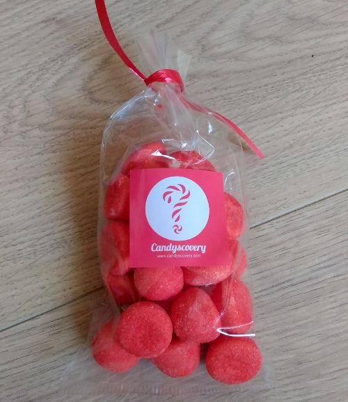 Candyscovery Box bonbons fraises tagada