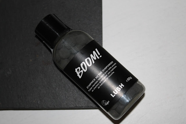 Boom - Ethifrice au Thé Gunpowder - Lush