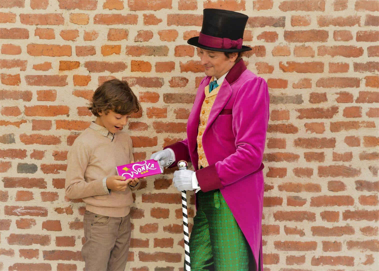 La Fabbrica Di Cioccolato Trailer Ita Hd Youtube