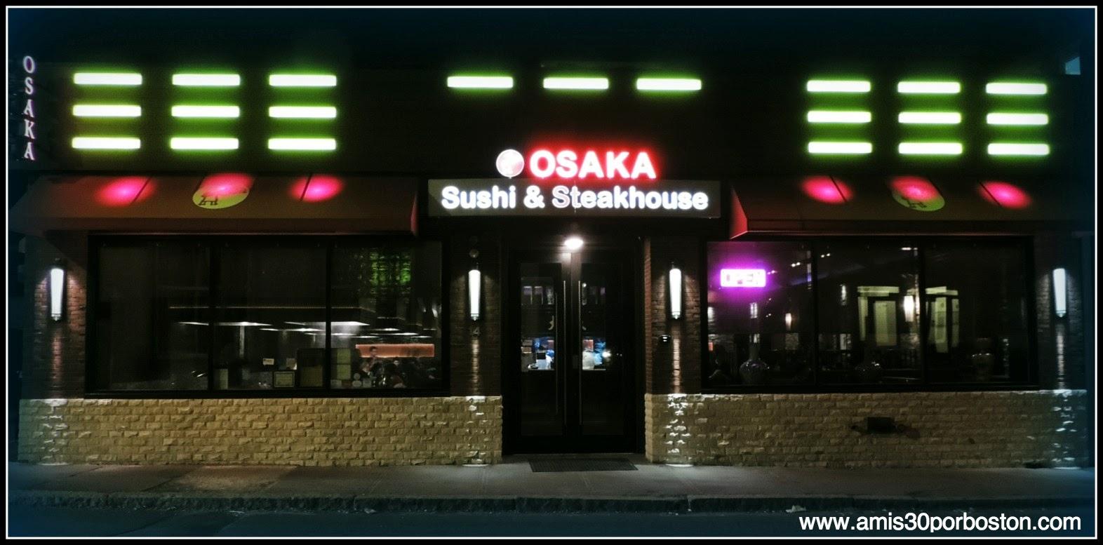 Dine Out Boston Marzo 2014: Osaka