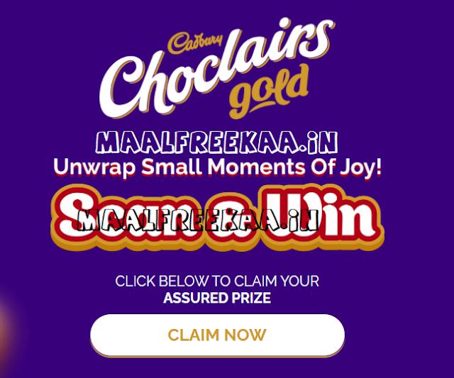 Cadbury Choclairs Candies Scan And Win Assured Prizes