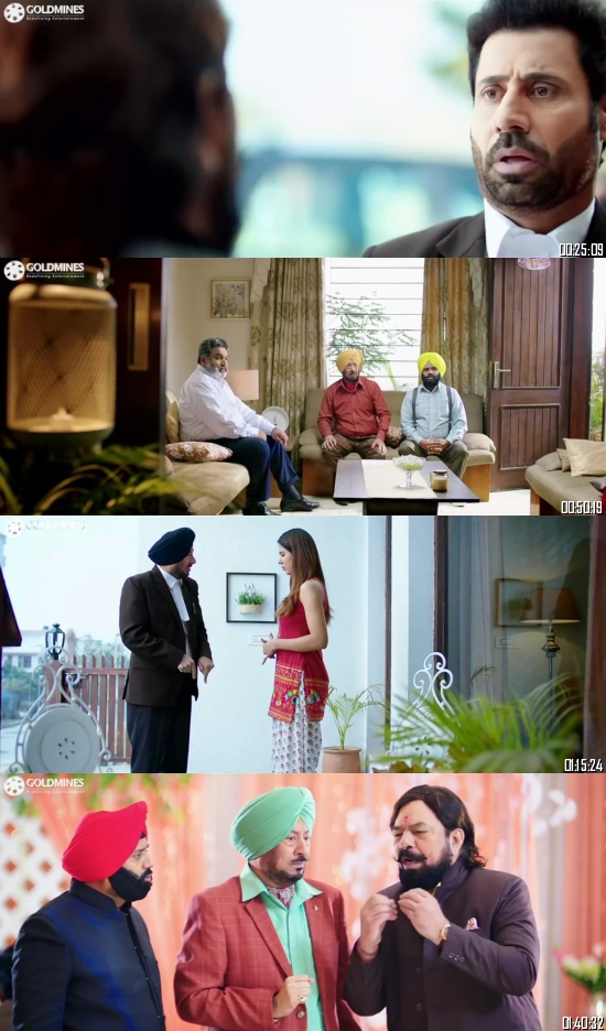 Carry On Jatta 2 (2018) Hindi Dubbed 720p 480p Full Movie Download