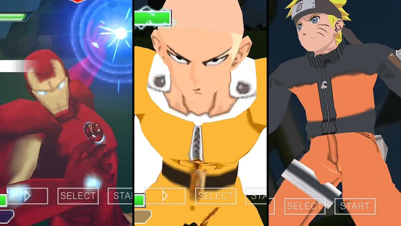 Naruto Vs One Punch Man