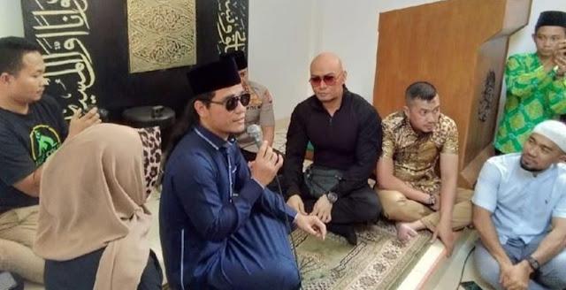 Ucap Syahadat, Deddy Corbuzier Resmi Jadi Mualaf