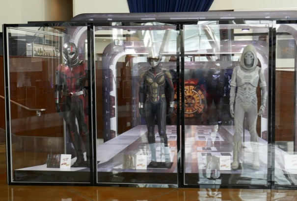 Ant-Man and Wasp film costumes