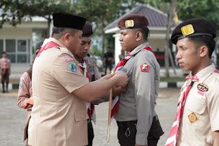 Kapolres Sampang AKBP Didit Bambang Wibowo