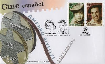 Sobre PDC dedicado a Amparo Rivelles y Luis Mariano