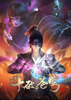 Doupo Cangqiong 4 (Battle Through the Heavens) Anime Donghua Descargar Mega Zippyshare