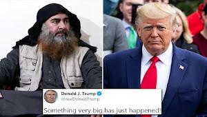 Al Baghdadi Tewas Rusia Ragukan Itu