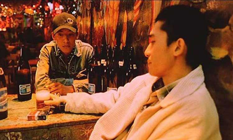 Tony Leung and Chang Chen in Happy Together