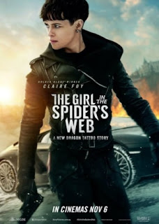 The Girl in the Spider's Web 2018 BRRip 720p Dual Audio In Hindi English