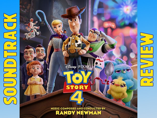 Toy Story 4 Soundtrack Review