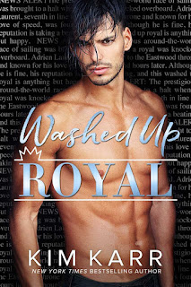 Cover Image of Washed Up Royal