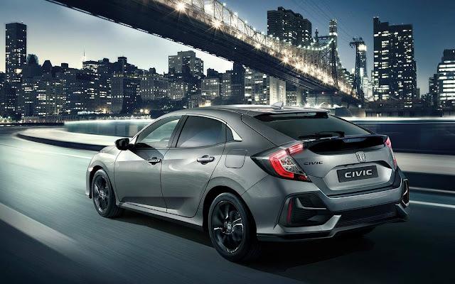 Honda Civic 2020 ganha atualização para Europa