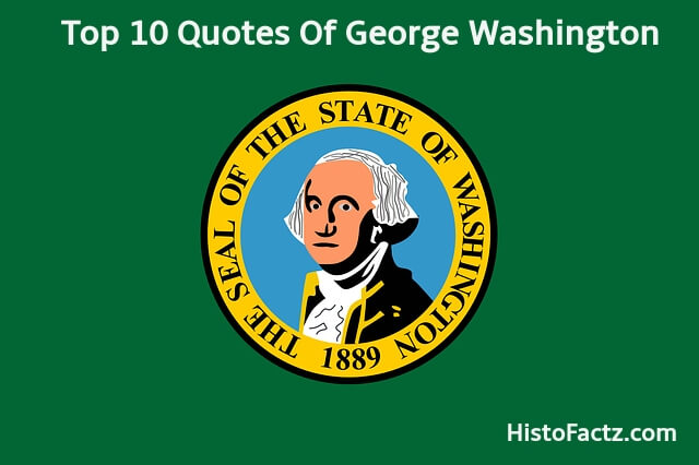 Famous quotes of George Washington
