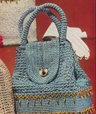 Galería: Bolsos Tejidos a la Moda