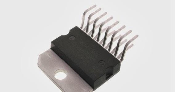 TDA7377 30W Dual//Quad Power Amplifier for Car Radio BY SGS