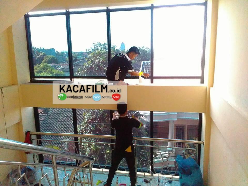 pasang kaca film hotel Jatiasih Bekasi