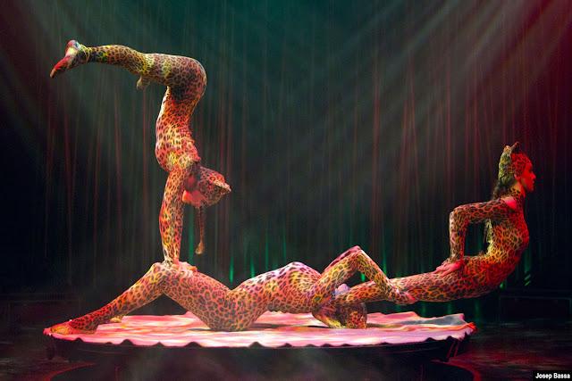 Espectáculo de Circo Italiano. Foto: Josep Bassa