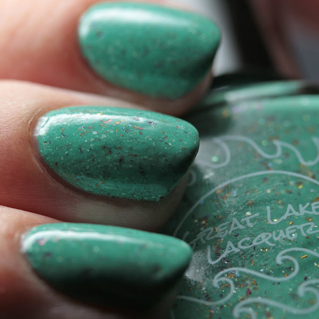 Great Lakes Lacquer No More Names, Please