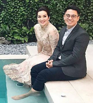 Kris Aquino and Nicko Falcis feud