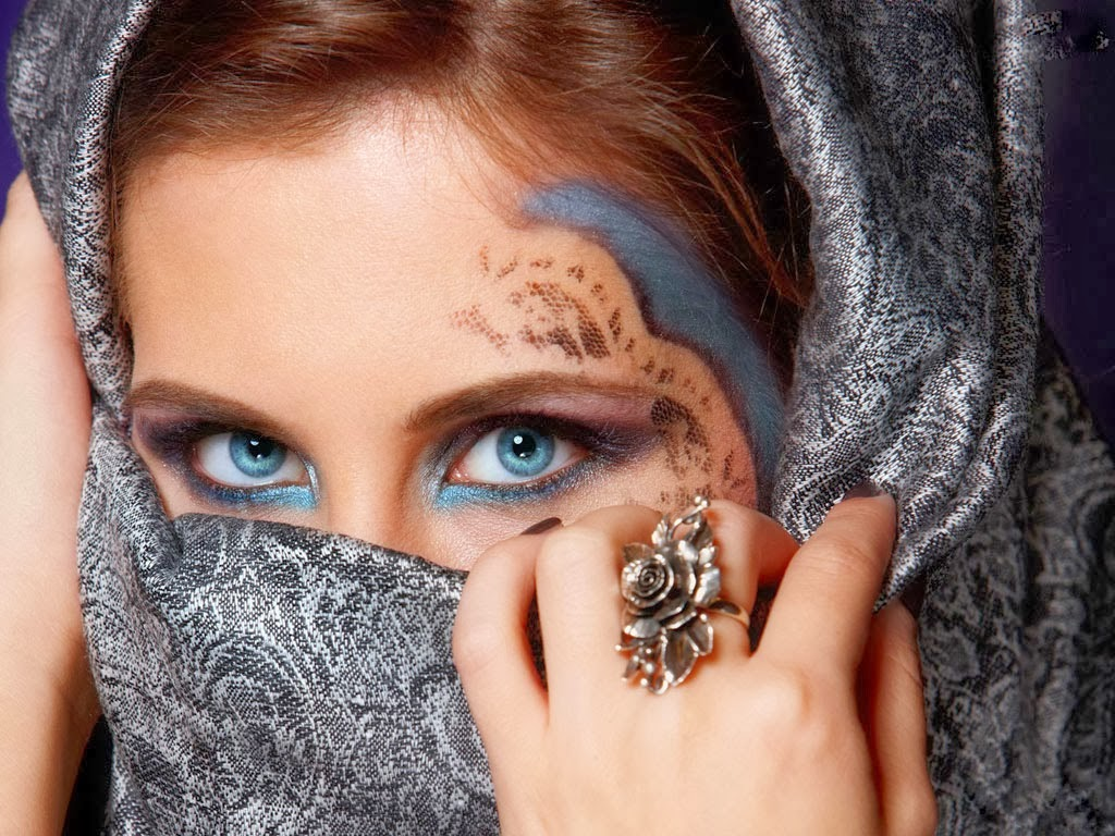 Latest Hijab Female HD Pictures And Wallpapers Collection 2013-2014