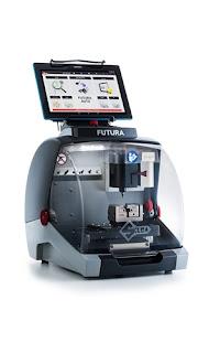 Futura Auto Key Machine Calibration