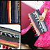 DIY Fashion: Turn Rs.30 rug/door mat into Boho-Chic Clutch