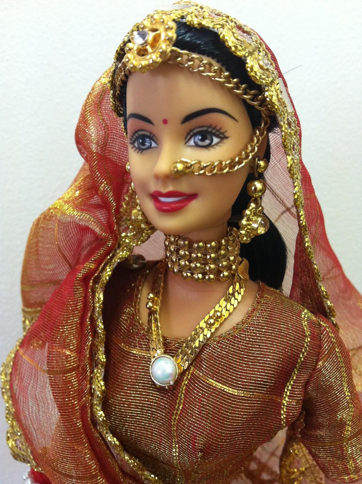 Barbie De-Boxed: Expressions of India – Wedding Fantasy